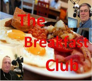 The XLR Breakfast Club