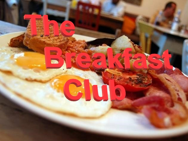 The XLR Breakfast Club
